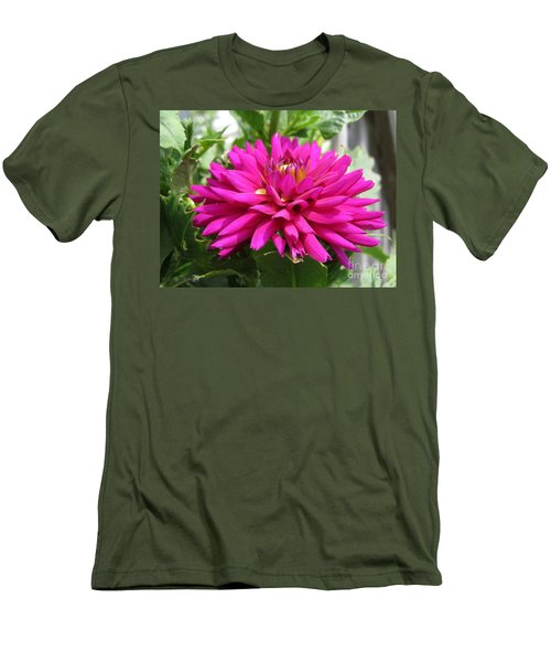 Dahlia Named Andreas Dahl Men's T-Shirt (Slim Fit) by J McCombie