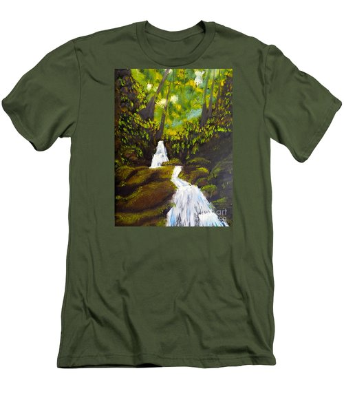 Daintree Natural Park Men's T-Shirt (Athletic Fit)