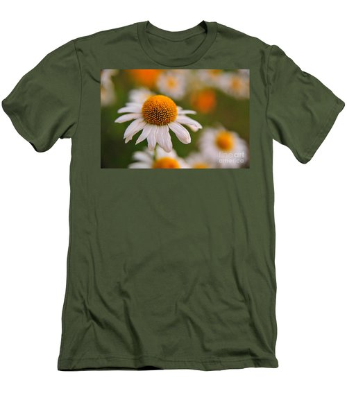 Daisy Power Men's T-Shirt (Athletic Fit)