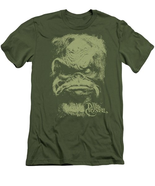 Dark Crystal - Aughra Men's T-Shirt (Athletic Fit)