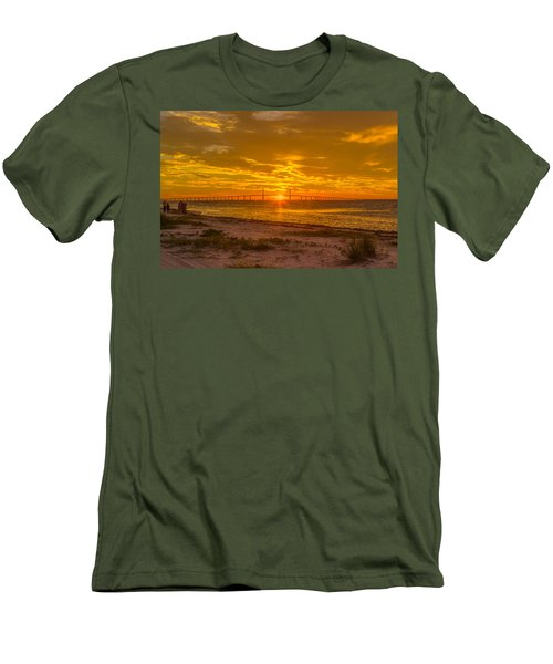 Dawn Arrives Men's T-Shirt (Athletic Fit)