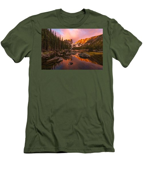Dawn Of Dreams Men's T-Shirt (Slim Fit) by Dustin  LeFevre