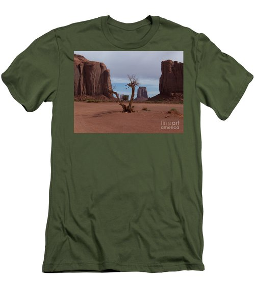 Dead-wood Men's T-Shirt (Athletic Fit)