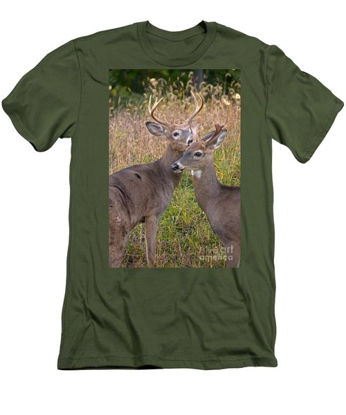 Deer 48 Men's T-Shirt (Athletic Fit)