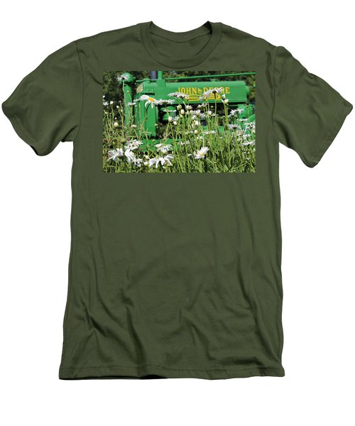 Deere 1 Men's T-Shirt (Athletic Fit)