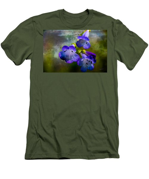 Delicate Garden Beauty Men's T-Shirt (Athletic Fit)