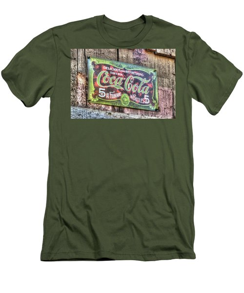 Delicious And Refreshing Men's T-Shirt (Athletic Fit)