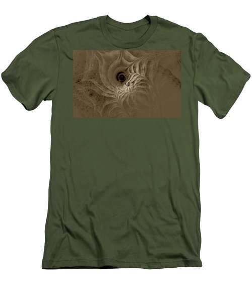 Desert Etching Men's T-Shirt (Athletic Fit)