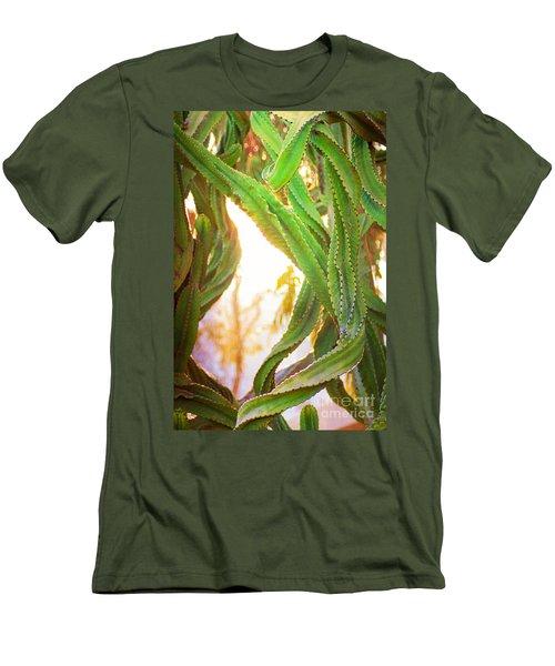 Desert Heat Men's T-Shirt (Athletic Fit)