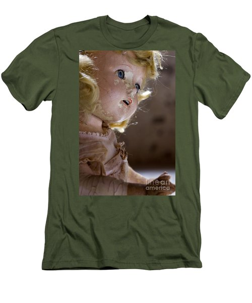Doll In The Attic Men's T-Shirt (Athletic Fit)