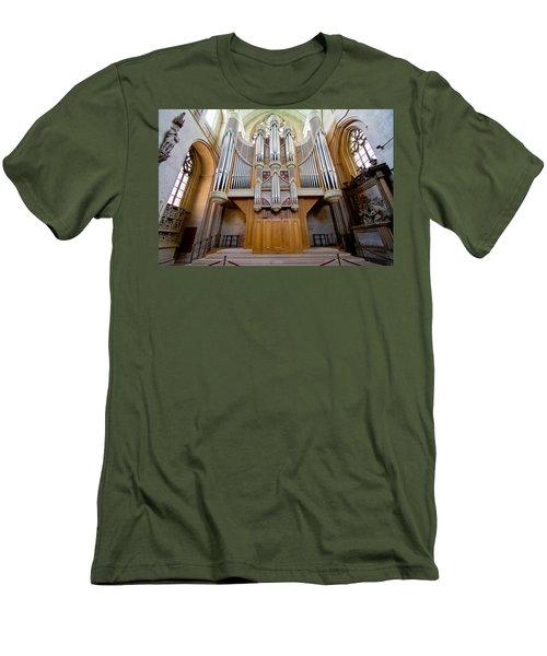 Dom Paulus  Men's T-Shirt (Athletic Fit)