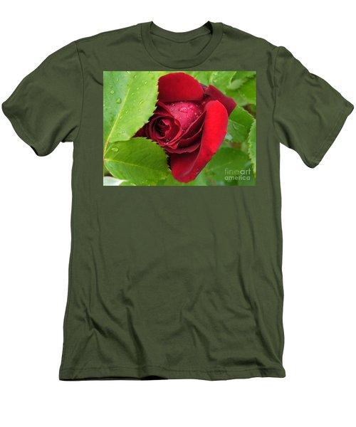 Don't Cry For Me Rosanna Men's T-Shirt (Slim Fit) by Lingfai Leung