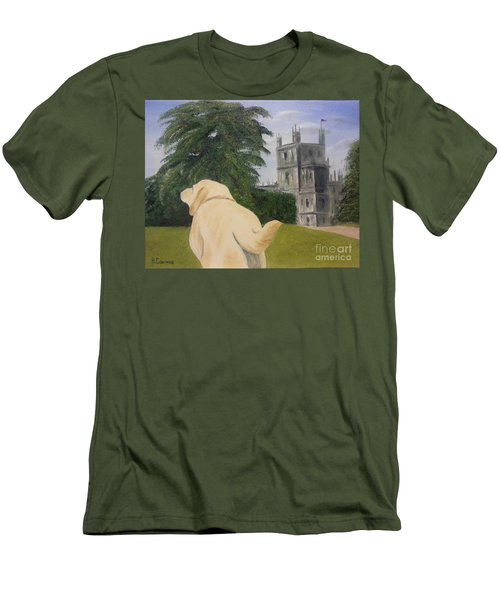 Downton Abbey Men's T-Shirt (Athletic Fit)