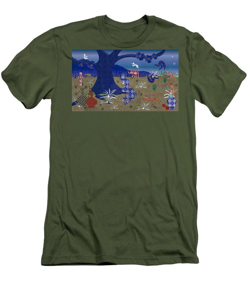 Dreamscape - Limited Edition  Of 30 Men's T-Shirt (Athletic Fit)
