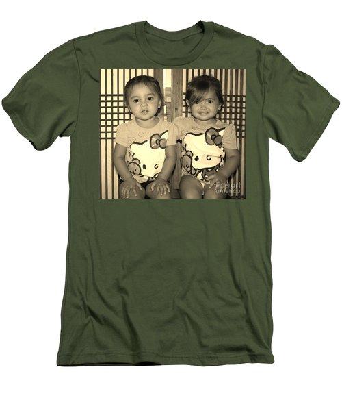 Dressed To Impress Men's T-Shirt (Slim Fit) by Craig Wood