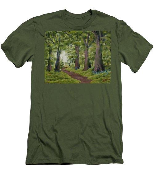 Duff House Walk Men's T-Shirt (Athletic Fit)
