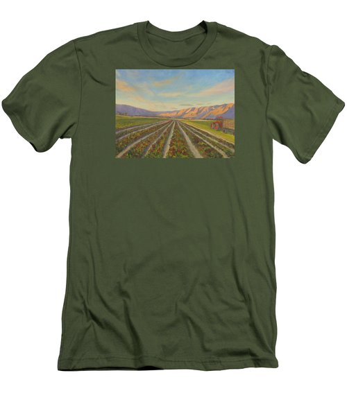 Early Morning Harvest Men's T-Shirt (Athletic Fit)
