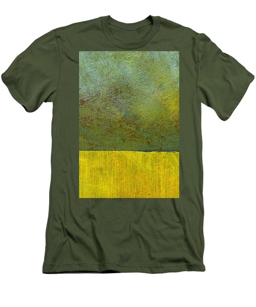 Earth Study Two Men's T-Shirt (Athletic Fit)