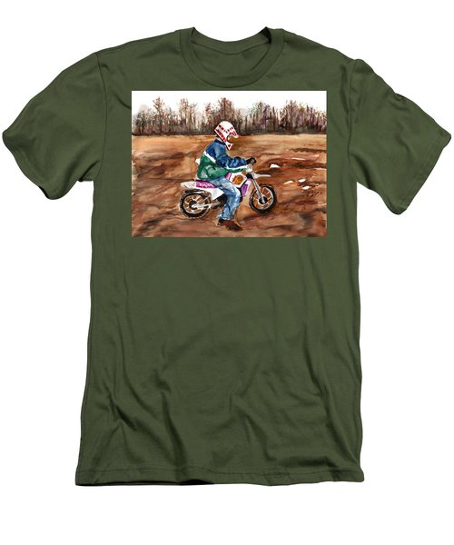 Easy Rider Men's T-Shirt (Athletic Fit)