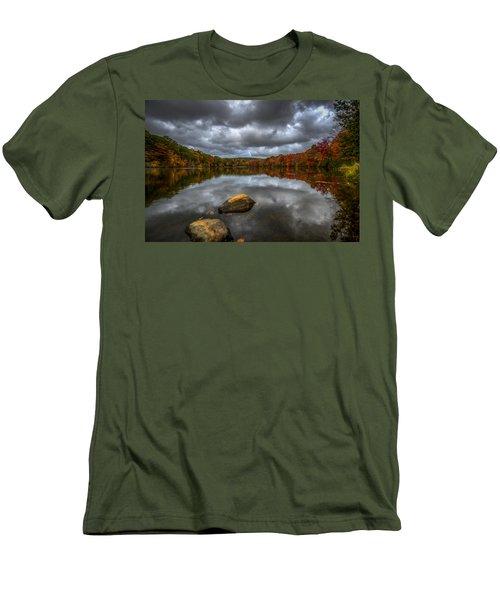 Echo Men's T-Shirt (Athletic Fit)