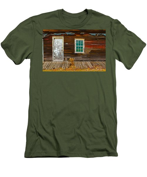 Eckley Reflection Men's T-Shirt (Athletic Fit)