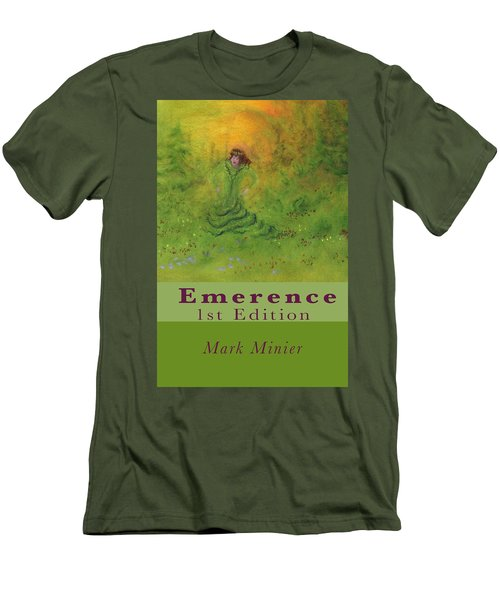 Emerence 156 Page Paperback. Men's T-Shirt (Athletic Fit)