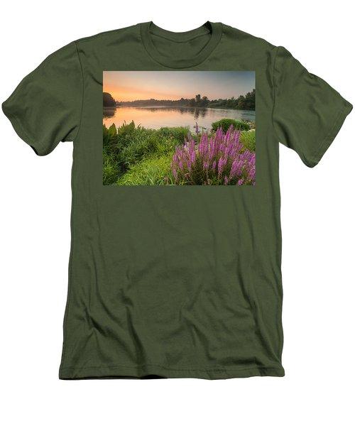 Energize Men's T-Shirt (Athletic Fit)