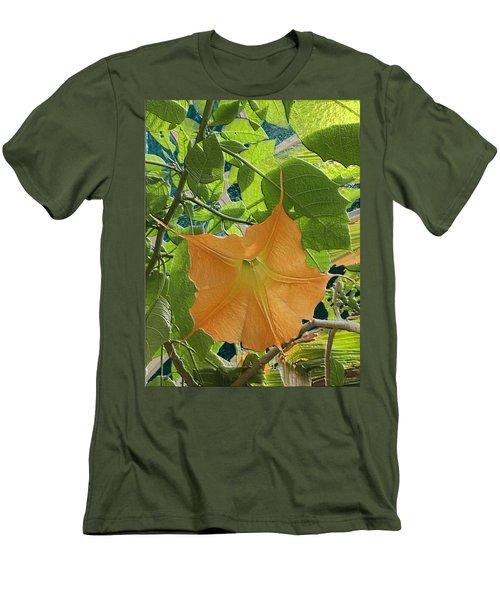 Enter The Sun Men's T-Shirt (Athletic Fit)