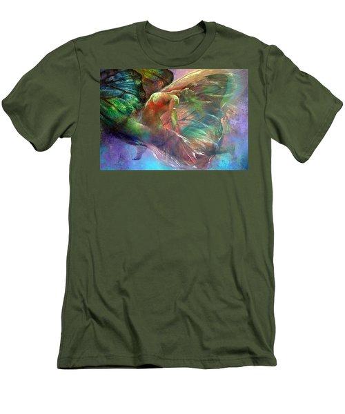 Ephemeral Life Men's T-Shirt (Athletic Fit)