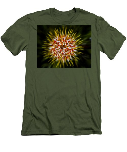Explosion Men's T-Shirt (Athletic Fit)