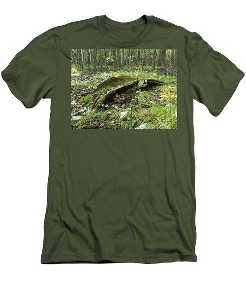 Fairy Bridge  Men's T-Shirt (Athletic Fit)