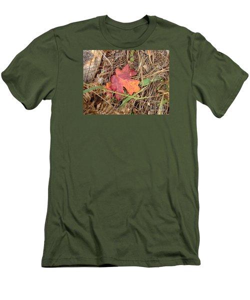 Fall Colors 6312 Men's T-Shirt (Slim Fit) by En-Chuen Soo