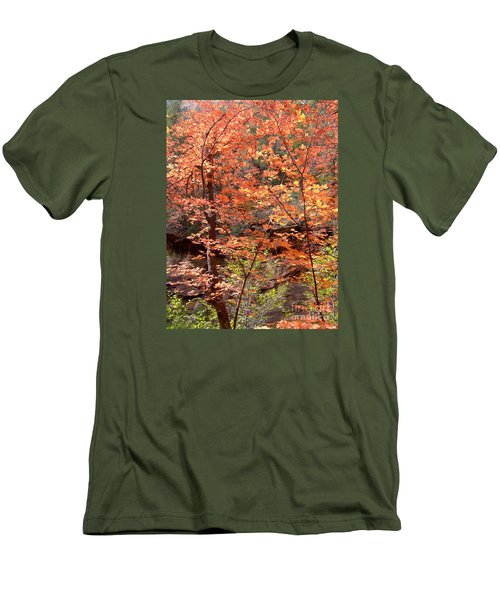Fall Colors 6335 Men's T-Shirt (Athletic Fit)