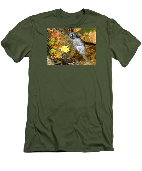 Fall Colors 6389 Men's T-Shirt (Athletic Fit)