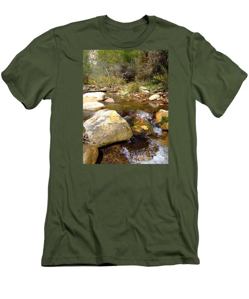 Fall Colors 6390 Men's T-Shirt (Athletic Fit)
