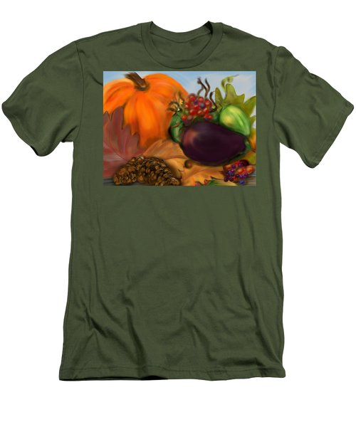 Fall Festival Men's T-Shirt (Athletic Fit)