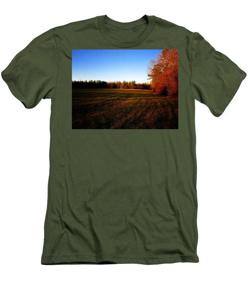 Fallow Field Men's T-Shirt (Athletic Fit)