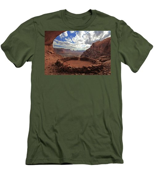 False Kiva Men's T-Shirt (Athletic Fit)