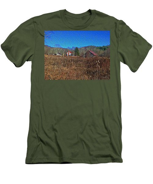 Farm House 2 Men's T-Shirt (Athletic Fit)