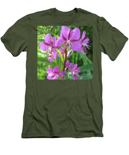 Fireweed 3 Men's T-Shirt (Athletic Fit)