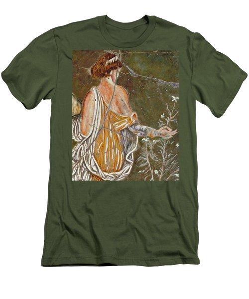 Flora - Study No. 1 Men's T-Shirt (Athletic Fit)
