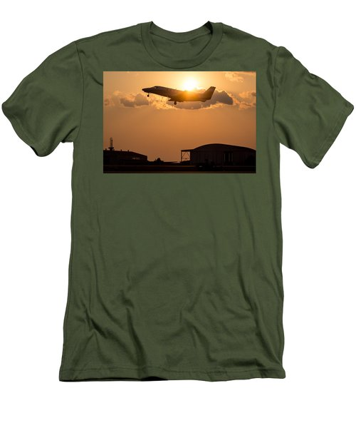 Flying Home Men's T-Shirt (Athletic Fit)