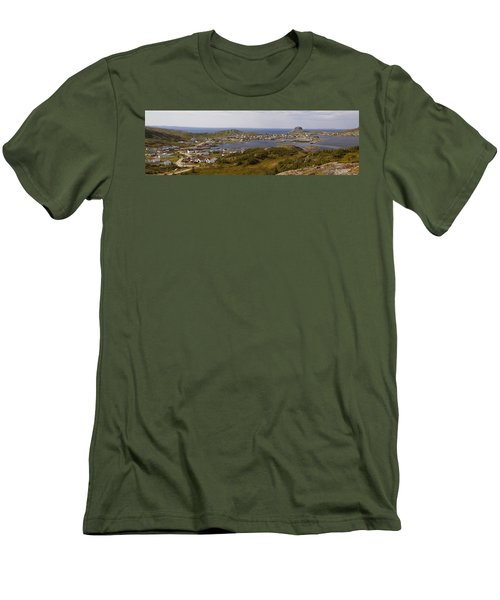Fogo Men's T-Shirt (Athletic Fit)