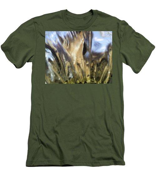 Forbidden Forest Men's T-Shirt (Slim Fit) by Martin Howard