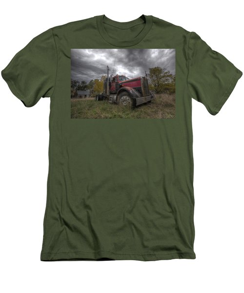 Forgotten Big Rig 2014 V2 Men's T-Shirt (Athletic Fit)