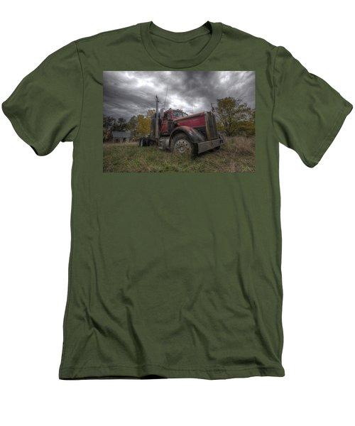 Forgotten Big Rig 2014 V2 Men's T-Shirt (Athletic Fit)