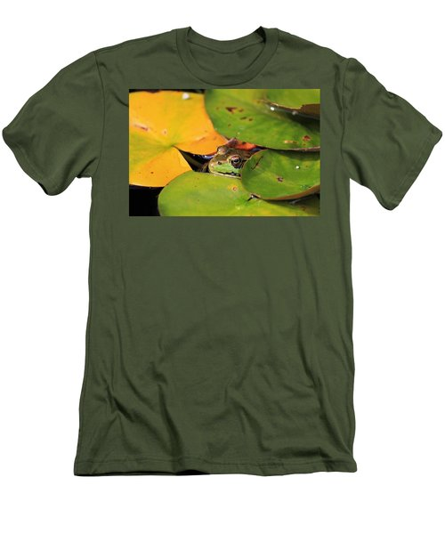 Frog Pond 3 Men's T-Shirt (Athletic Fit)