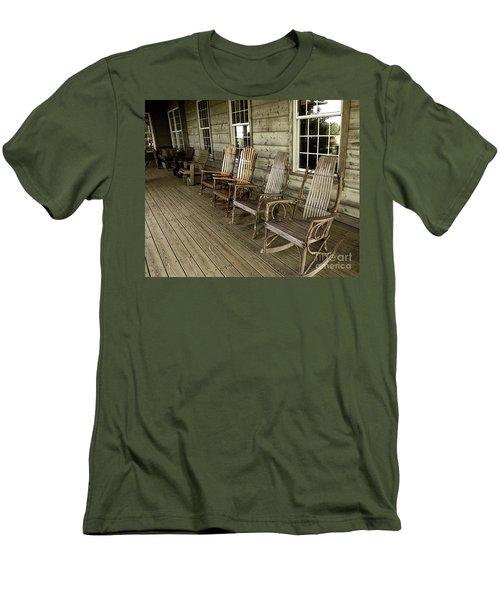 Front Porch Men's T-Shirt (Athletic Fit)