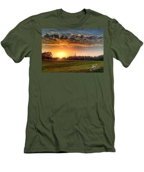 Fumc Sunset Men's T-Shirt (Athletic Fit)