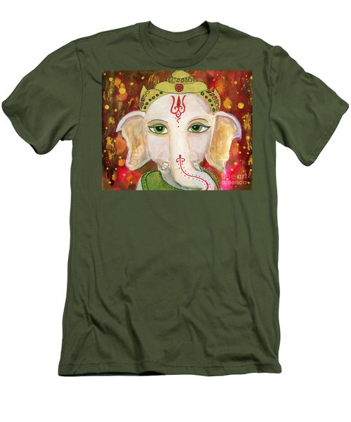 Ganesh Men's T-Shirt (Athletic Fit)